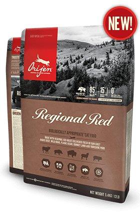 Orijen Orijen Cat Regional Red 12lb