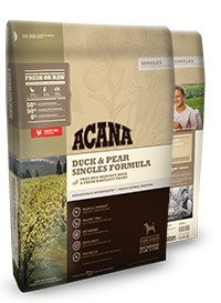 Acana Acana Dog Duck & Pear 4.5lb