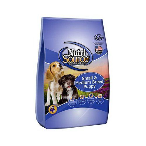 Nutrisource NS Small Breed Puppy Chicken and Rice 35lb