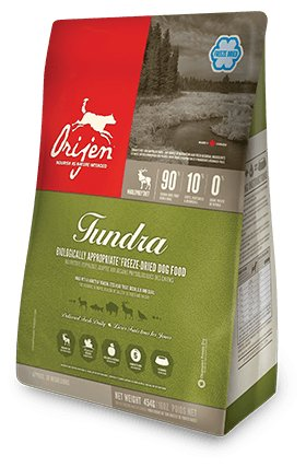 Orijen Orijen Freeze Dried Dog Tundra 16oz