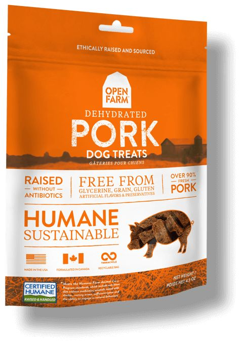 Open Farm Open Farm Dehydrated Pork 4.5oz