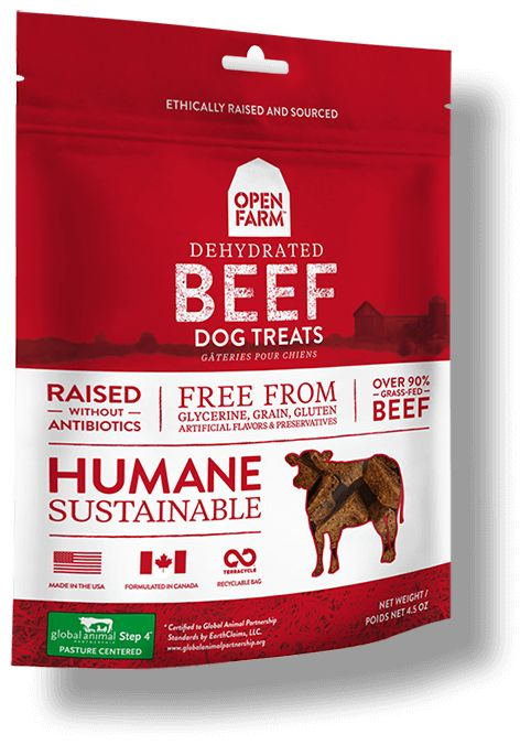 Open Farm Open Farm Dehydrated Beef 4.5oz