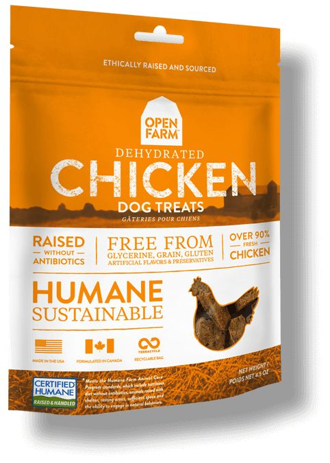 Open Farm Open Farm Dehydrated Chicken 4.5oz
