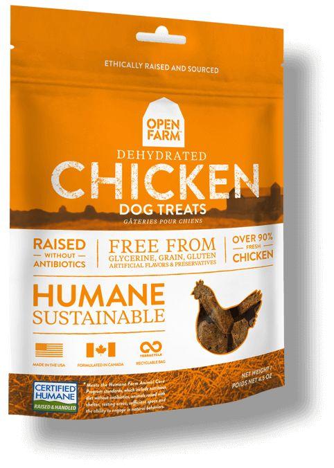 Open Farm Open Farm Dehydrated Chicken 4.5oz