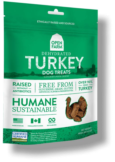 Open Farm Open Farm Dehydrated Turkey 4.5oz