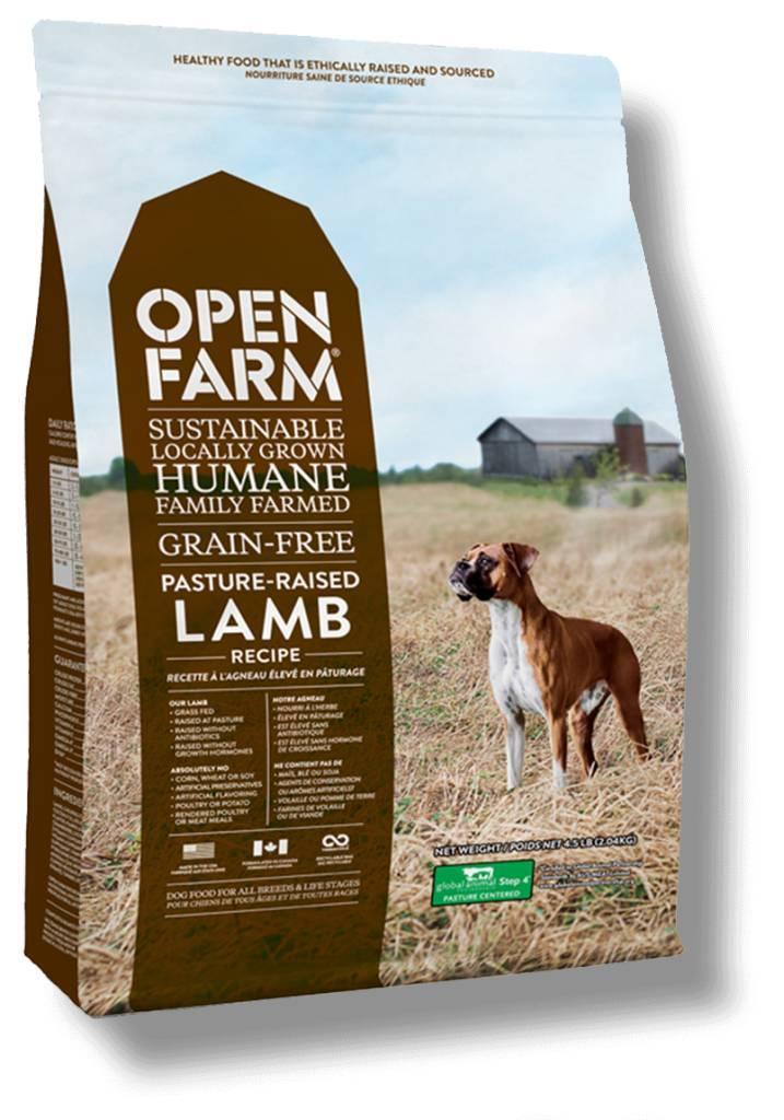 Open Farm Open Farm Pasture Lamb 4.5lb