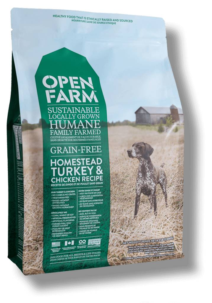 Open Farm Open Farm Turkey & Chicken 4.5lb