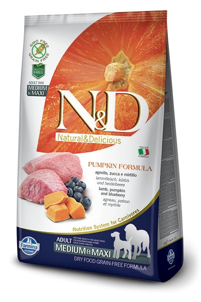 Farmina Pet Foods Farmina N&D Lamb Maxi 5.5lb