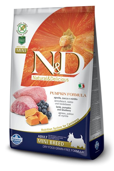Farmina Pet Foods Farmina N&D Lamb Mini 5.5lb