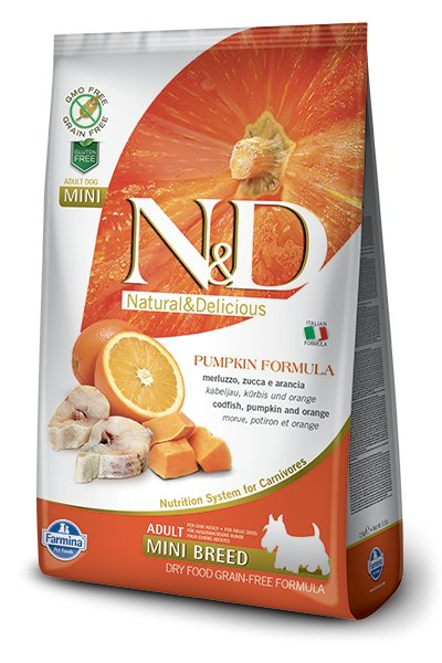 Farmina Pet Foods Farmina N&D Fish Mini 5.5lb