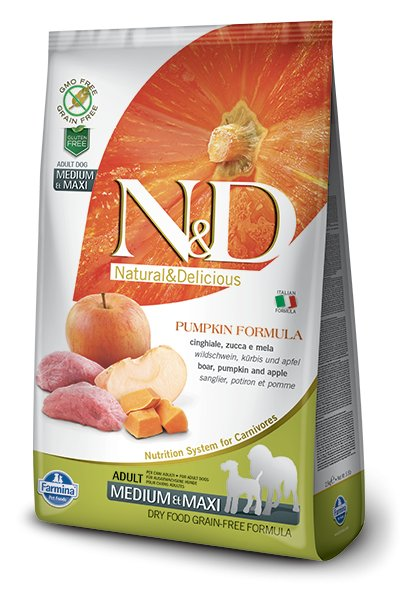 Farmina Pet Foods Farmina N&D Boar Maxi 26.4lb