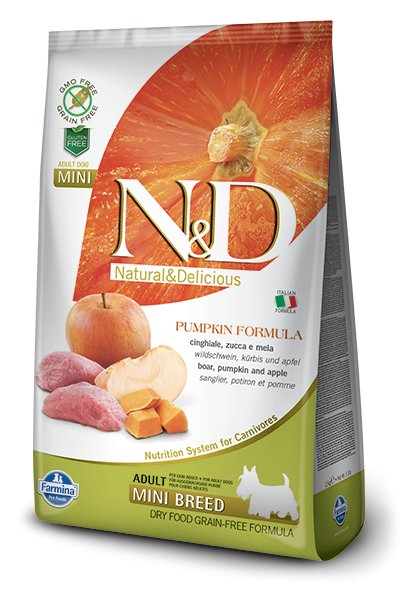 Farmina Pet Foods Farmina N&D Boar Mini 15.4lb