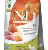 Farmina Pet Foods Farmina N&D Boar Mini 5.5lb