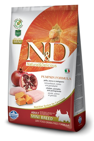 Farmina Pet Foods Farmina N&D Chicken Mini 15.4lb