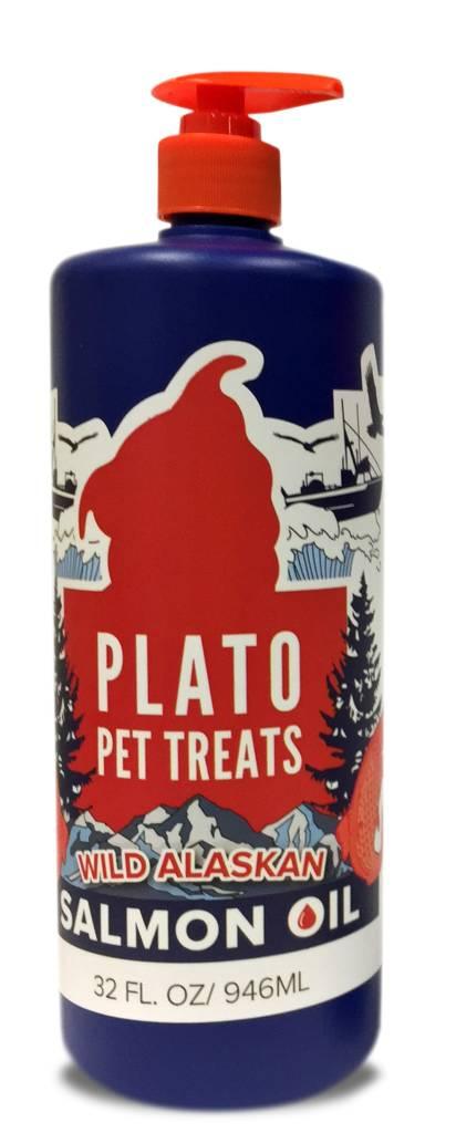 Plato Plato Salmon Oil 32oz