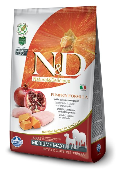 Farmina Pet Foods Farmina N&D Chicken Maxi 5.5lb