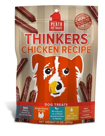 Plato Plato Thinkers Chicken Stick 10oz