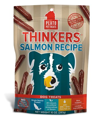 Plato Plato Thinkers Salmon Stick 10oz