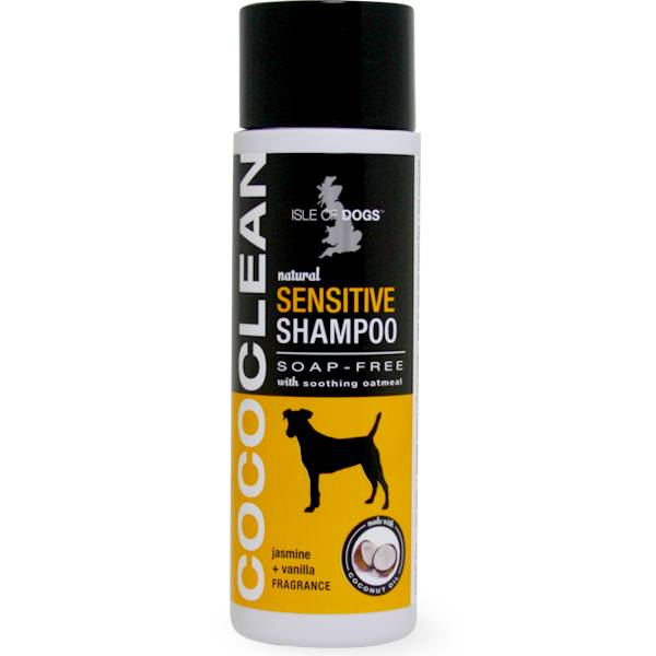 Isle of Dogs Isle Of Dogs CocoClean Sensitive Shampoo 8.4oz