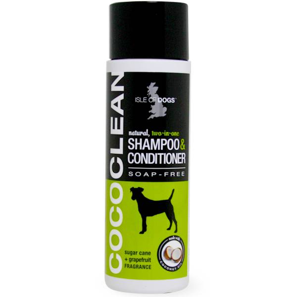 Isle of Dogs Isle Of Dogs CocoClean Shampoo & Conditioner 8.4oz