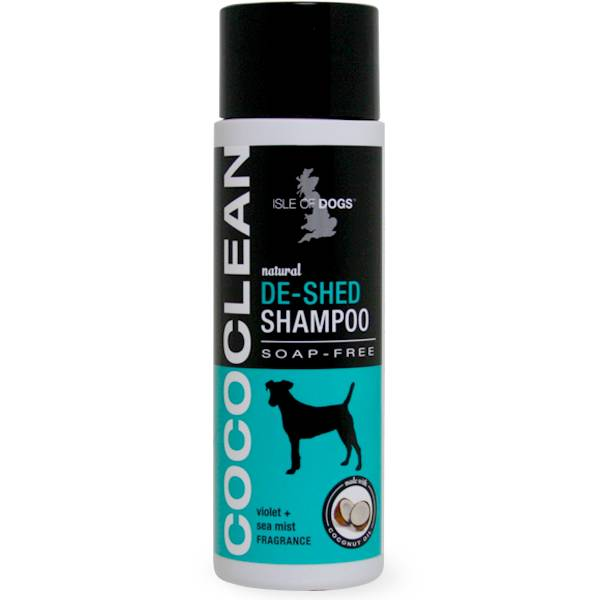 Isle of Dogs Isle Of Dogs CocoClean DeShed Shampoo 8.4oz