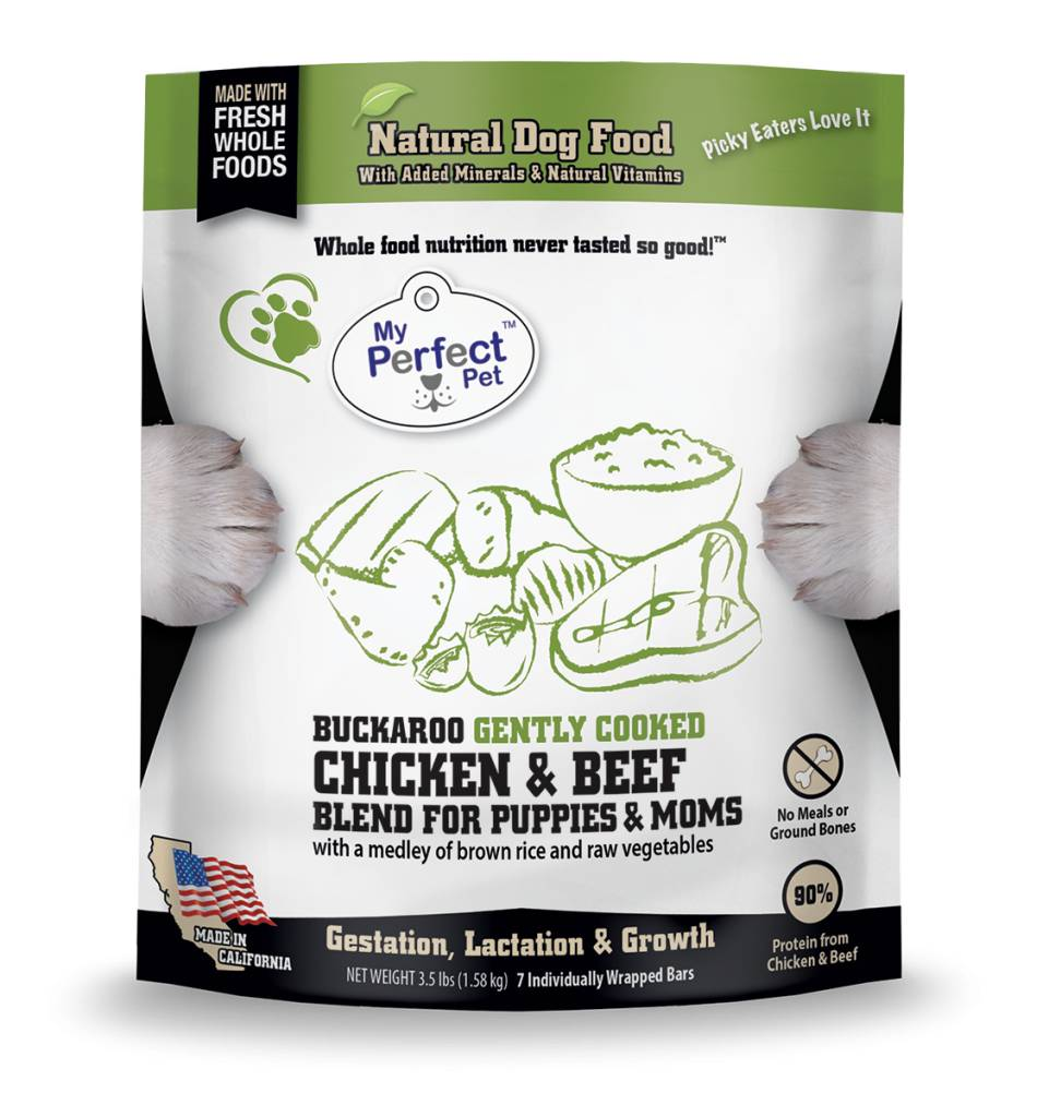 My Perfect Pet My Perfect Pet Buckaroo Blend Bag 3.5lb