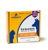 Answers Answers Goat Milk Cheese Treat Turmeric 8-oz