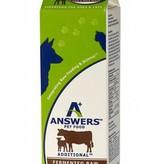 Answers Answers Raw Cows Milk Kefir Quart