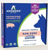 Answers Answers Detailed Pork 2.2lb Nibbles