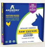 Answers Answers Detailed Chicken 2.2lb Nibbles