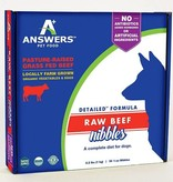 Answers Answers Detailed Beef 2.2lb Nibbles