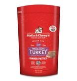 Stella & Chewys Stella & Chewy's Dog Raw Turkey 6lb