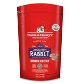 Stella & Chewys Stella & Chewy's Dog Raw Rabbit 3lb