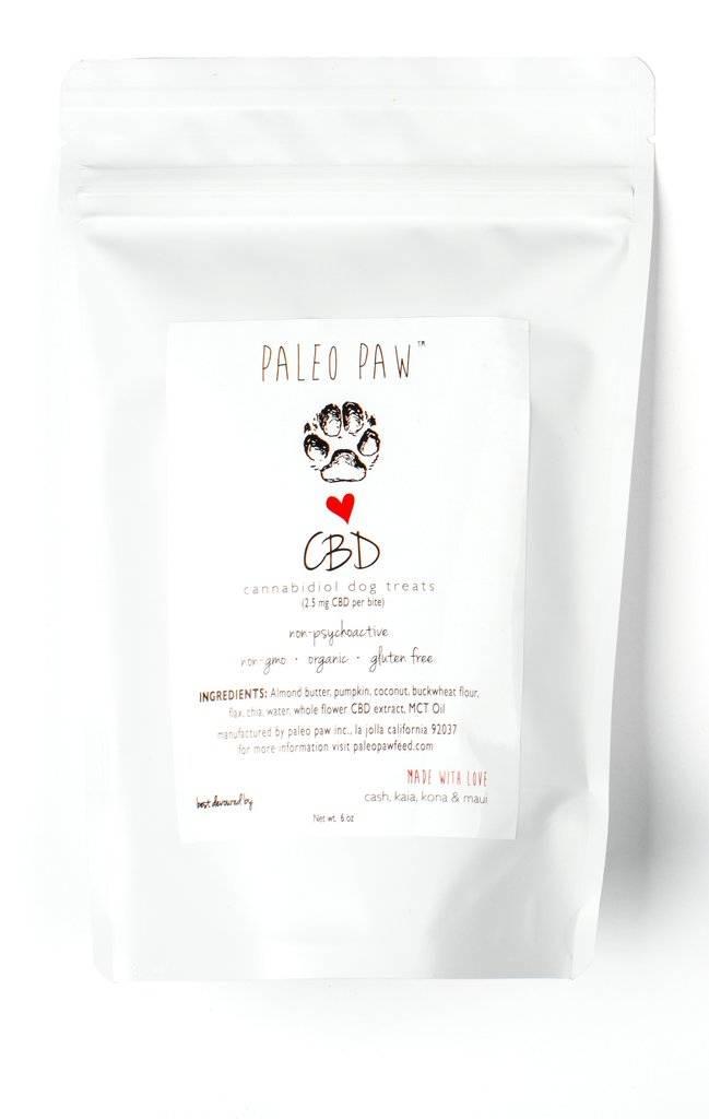 Paleo Paw Paleo Paw CBD Treats 6oz