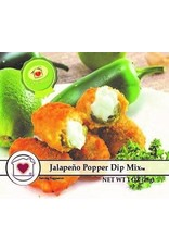 Country Home Creations JALAPENO POPPER DIP MIX