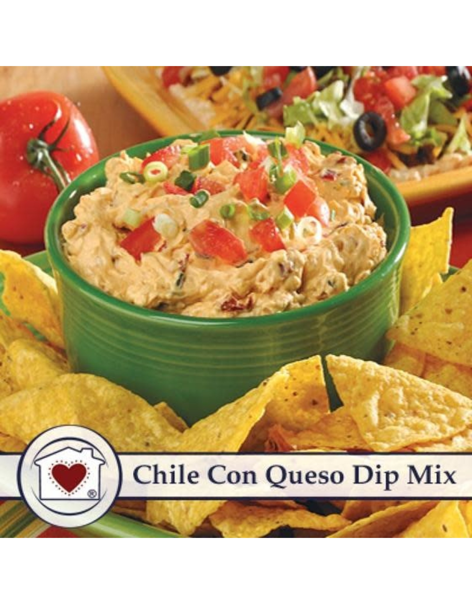 Country Home Creations CHILE CON QUESO DIP