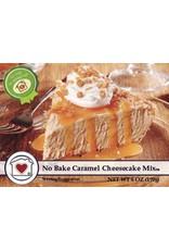 Country Home Creations NO BAKE CARAMEL CHEESECAKE MIX