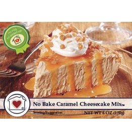 Country Home Creations NO BAKE CARAMEL CHEESECAKE MIX