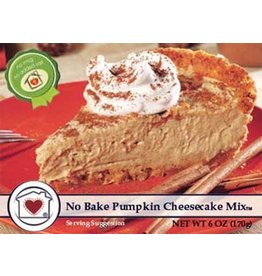 Country Home Creations NO BAKE PUMPKIN CHEESECAKE MIX