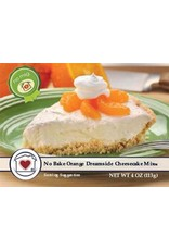 Country Home Creations NO BAKE ORANGE DREAMSICLE CHEESE