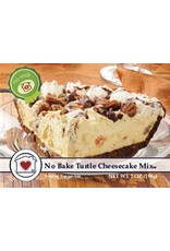Country Home Creations NO BAKE TURTLE CHEESECAKE MIX