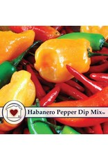 Country Home Creations HABANERO DIP MIX