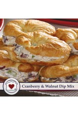 Country Home Creations CRANBERRY WALNUT DIP MIX