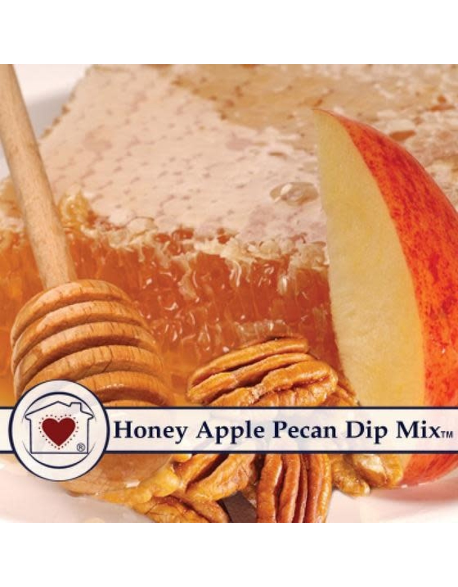Country Home Creations HONEY APPLE PECAN DIP MIX