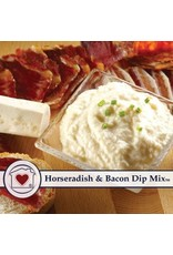 Country Home Creations HORSERADISH BACON DIP MIX