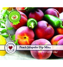 Country Home Creations PEACH JALAPENO DIP MIX