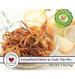 Country Home Creations CARAMELIZED ONION AND GARLIC DIP MIX