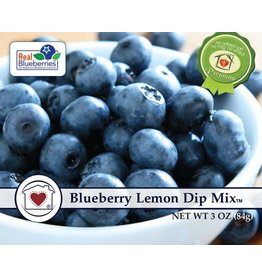 Country Home Creations BLUEBERRY LEMON DIP MIX