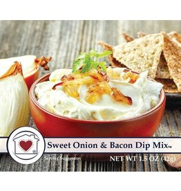 Country Home Creations SWEET ONION AND BACON DIP MIX