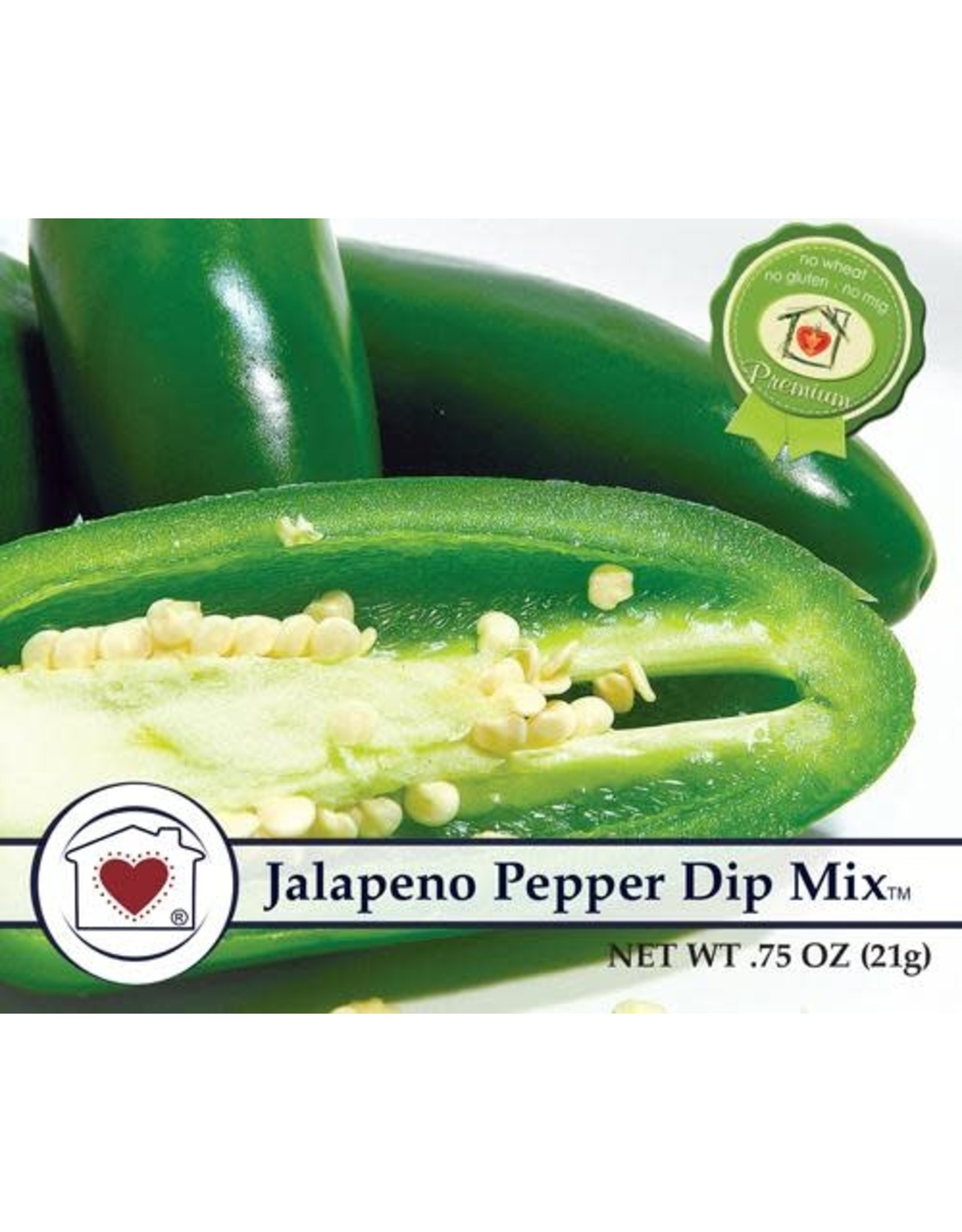 Country Home Creations JALAPENO PEPPER DIP